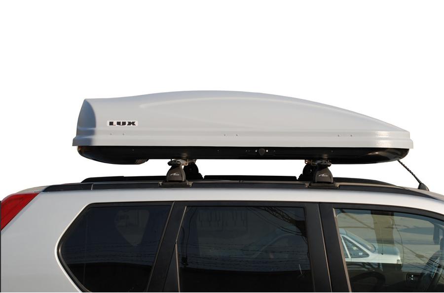 бокс на крыше автомобиля фото