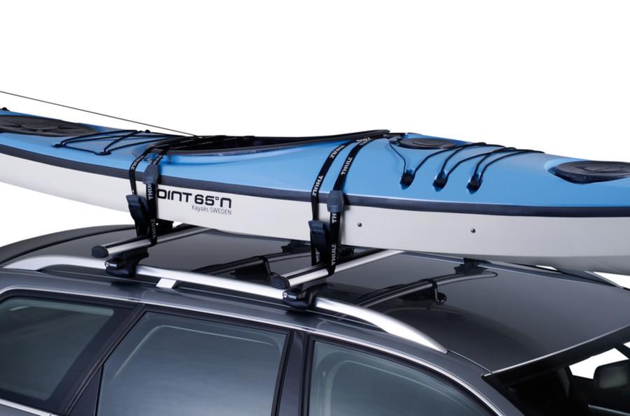 перевозка лодок на автомобиле
