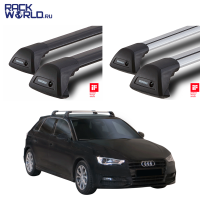 картинка Багажник на крышу Yakima (Whispbar) Audi A3/S3/RS3 Sportback 5 Door Hatch Feb 2013 - Jun 2016  компании RackWorld